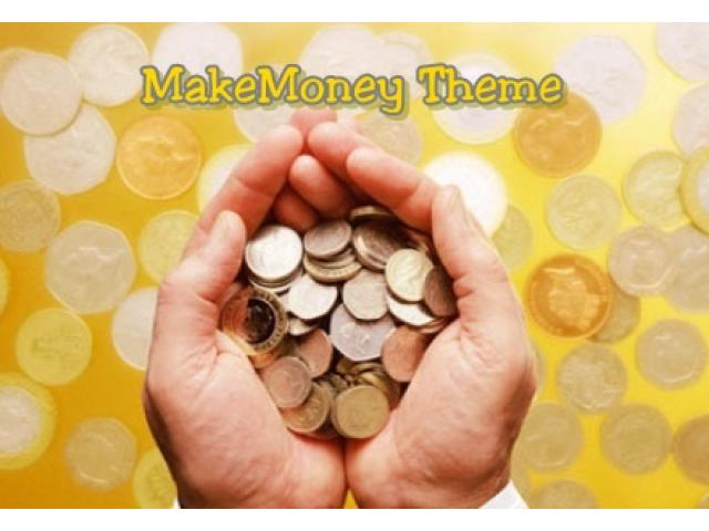 MakeMoney Theme - 1/5
