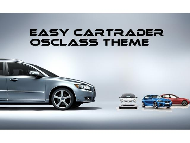 CarTrader Theme - 1/2