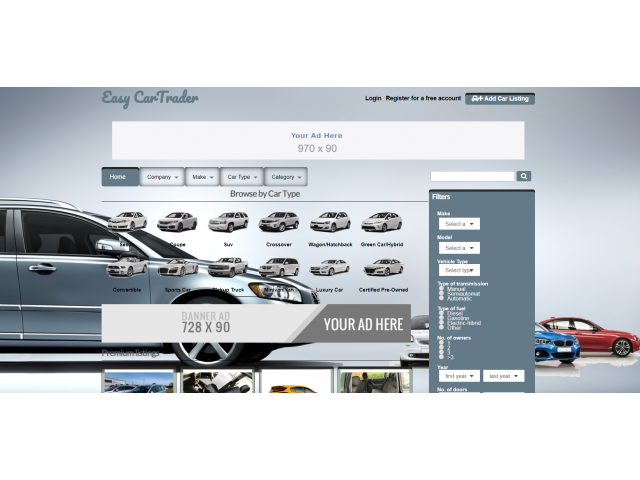 CarTrader Theme - 2/2