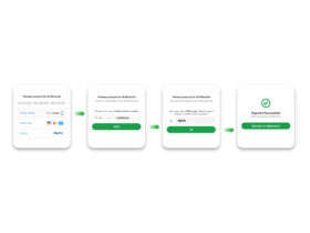 Payments via SMS