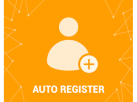 Auto User Registration