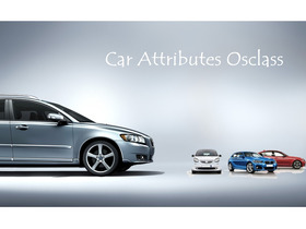 Car Attributes Osclass